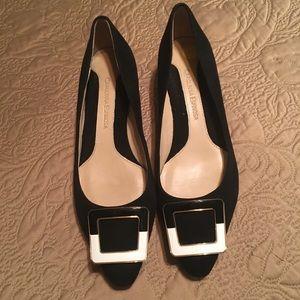 Carolinna Espinosa black pumps